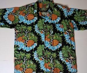 Men's Pineapple Connection Hawaiian Shirt